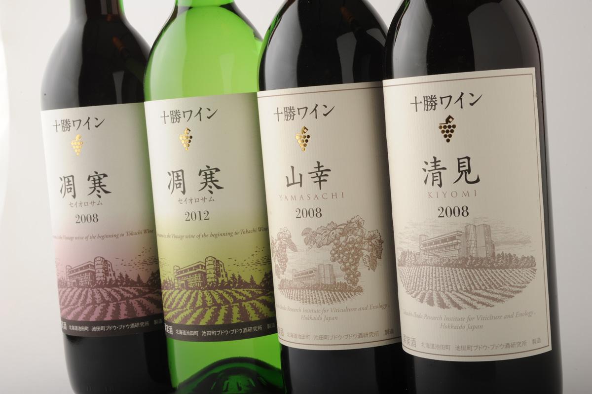 十勝ワイン(北海道・池田町)