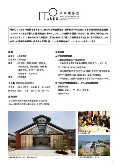 伊東建築塾3